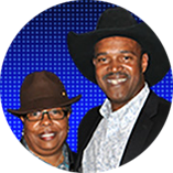 Melton Driver and Ambassador of the Road - Alton Jackson and Wife Rosie